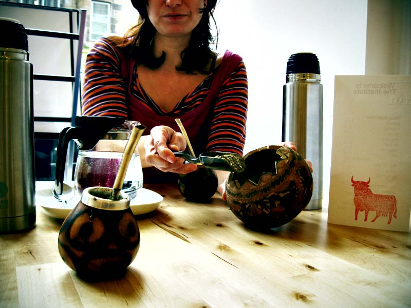 yerba mate, the institute