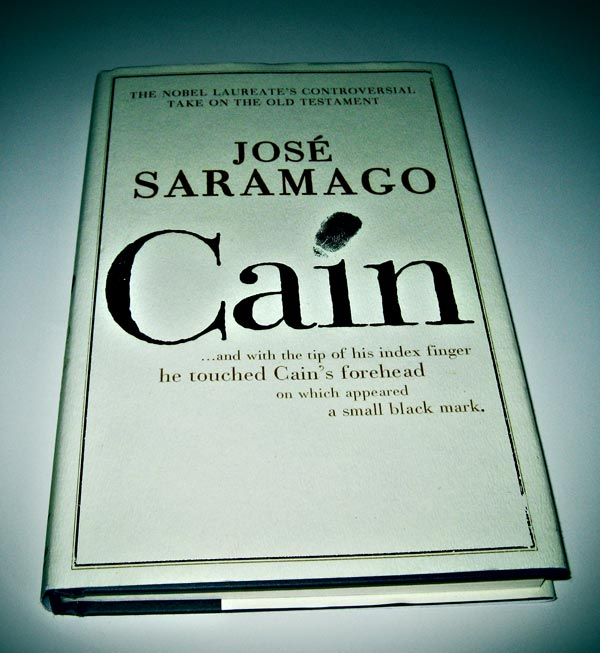 Cain by Jose Saramago by martushka