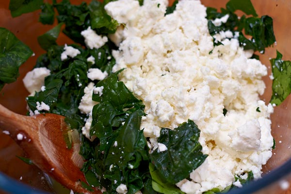 feta cheese by quall
