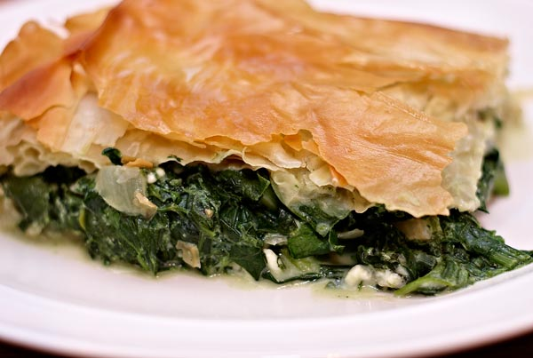 spanakopita by quall