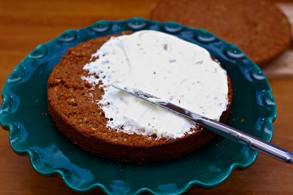 spread part of the icing by martushka