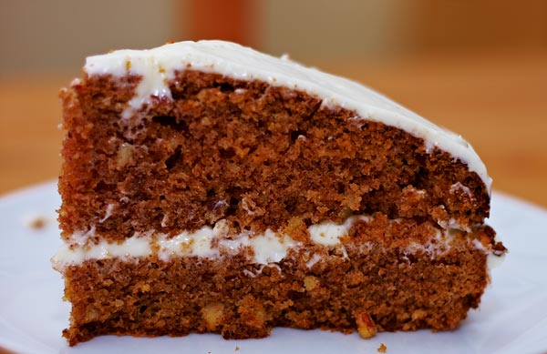 this is the carrot cake by quall