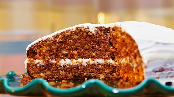 carrot cake by quall